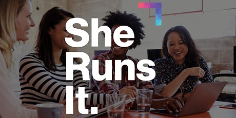 She Runs It and #Inclusive100 Overview tickets