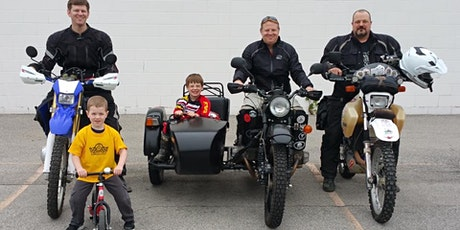 Riders for Striders Charity Adventure Motorcycle Ride 2021 tickets