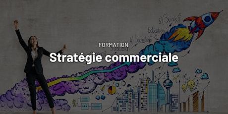 """Formation EVALEO """"Stratégie commerciale"""" billets"""
