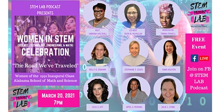 Women In STEM (Science, Technology,Engineering, & Math) Celebration tickets
