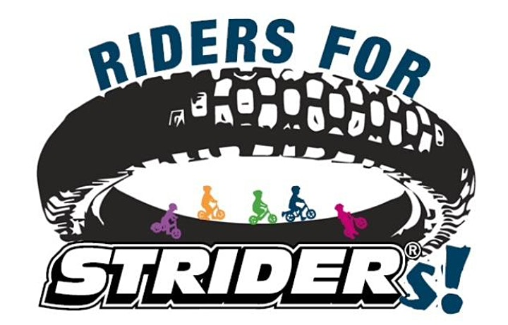 Riders for Striders Charity Adventure Motorcycle Ride 2021 image