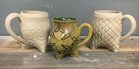 Spring Project Class: Make a Tripod Mug! tickets