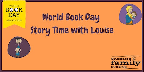 World Book Day - Story Time with Louise tickets