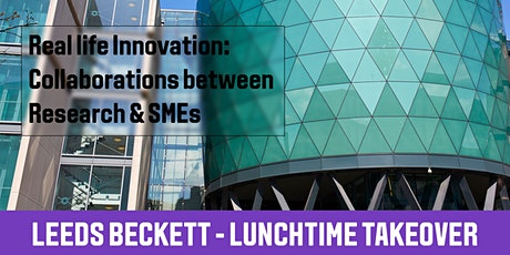 Real life Innovation - Collaborations between Research & SMEs tickets