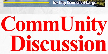 CommUnity Discussion: Tell MIQUEL POWELL Your Vision 4 Rochester tickets
