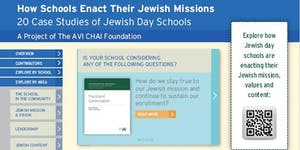 What story does your school tell about its Jewish...