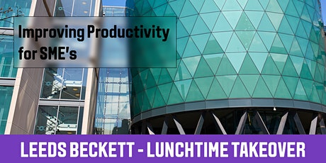 Improving Productivity for SME's tickets