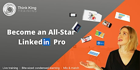 Become an All-Star LinkedIn Pro tickets