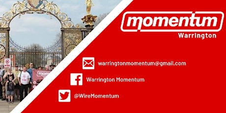 Warrington Momentum Annual General Meeting tickets