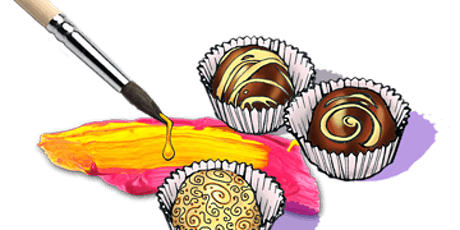 Delectable Virtual Event:  Chocolate, Creativity and Connections tickets
