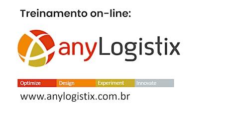 Treinamento on-line: anyLogistix - 08 a 11 de junho de 2021 bilhetes