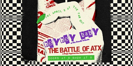 Hey Hey Baby (No Doubt Tribute) w/ The Battle of ATX tickets