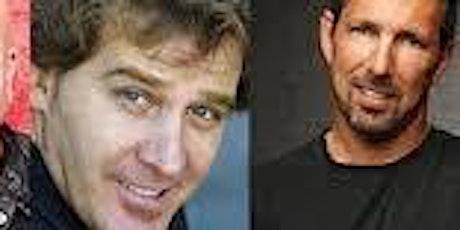 """JUNE 19, 2021- """"RICH VOS & JIM FLORENTINE"""" tickets"""