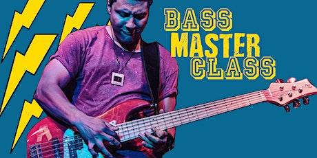 Alex St. Kitts' Bass Masterclass #2 tickets
