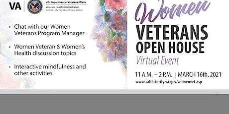 VA Salt Lake City Women Veterans Open House tickets