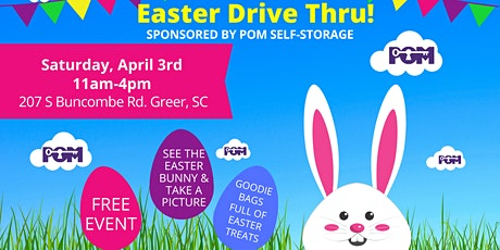 Easter Drive Thru tickets