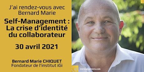 RDV avec Bernard Marie : La crise d'identité du collaborateur billets