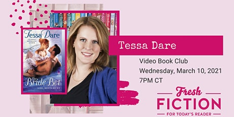 Video Book Club with Author Tessa Dare tickets