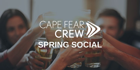 Cape Fear CREW Spring Social tickets