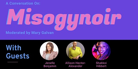 ACDR Presents: A Conversation on Misogynoir tickets
