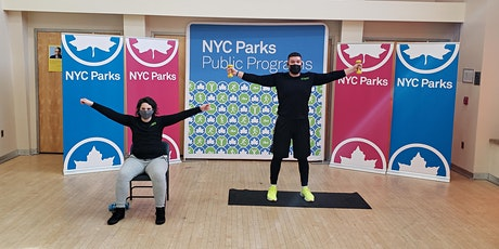 NYC Parks Virtual Adaptive Fitness Class tickets