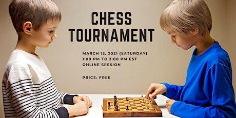 SciGenius Chess Tournament tickets