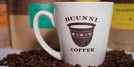 Ethiopian Coffee Tasting with Buunni tickets