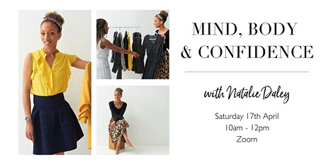 MIND, BODY & CONFIDENCE with Natalie Daley tickets