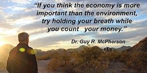 Conférence publique - Prof. Guy McPherson - Geneve -...