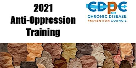 Anti-Oppression Training - Interrogating Whiteness (April 2021) tickets