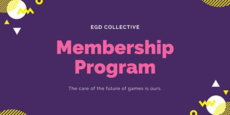 EGD Membership Open House tickets