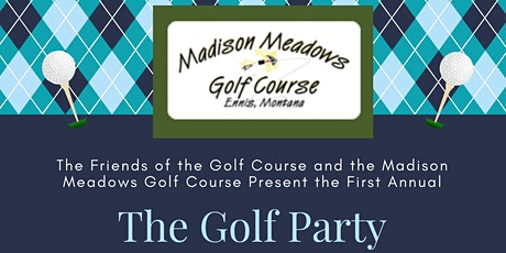 The Golf Party tickets