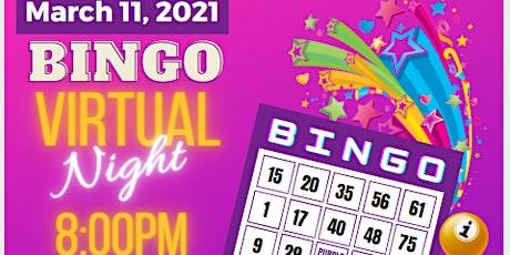 Virtual Bingo Night! tickets