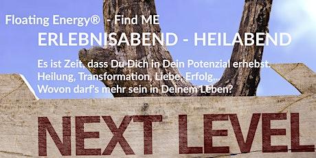 Erlebnisabend / Heilabend Tickets