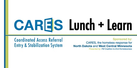 CARES Lunch & Learn: Coordinating services with Correctional Facilities tickets