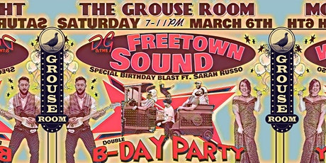 DG & THE FREETOWN SOUND in the Courtyard tickets
