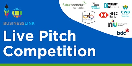 Business Link Live Pitch Competition tickets