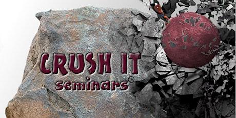 Crush It Prevailing Wage Seminar, May 26, 2021 - Corona tickets