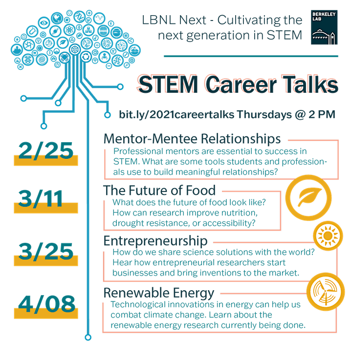 STEM Career Talks image