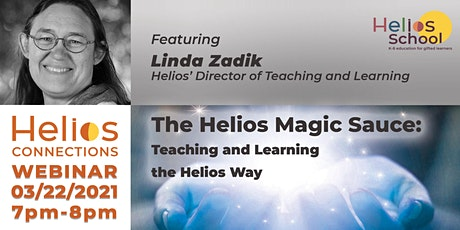 The Helios Magic Sauce: Teaching and Learning the Helios Way tickets