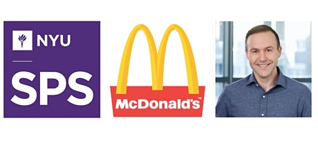"""Leading Global Communications at McDonald's"" with Michael Gonda tickets"
