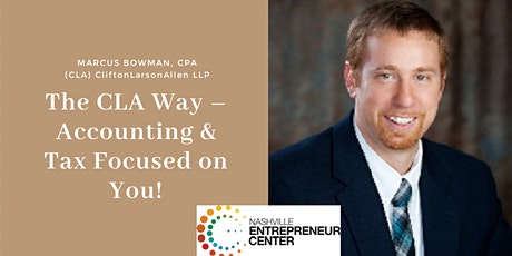 The CLA Way – Accounting & Tax Focused on You! tickets
