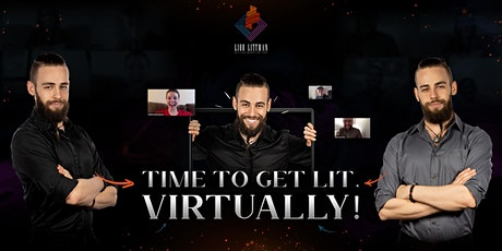 Virtual Mind Reading Show - Time to get LIT! tickets