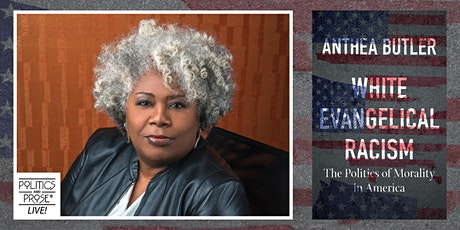 P&P Live! Anthea Butler | WHITE EVANGELICAL RACISM with Jeff Sharlet tickets