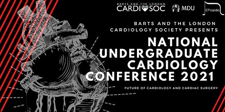 National Undergraduate Cardiology Conference 20/21 tickets