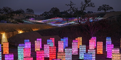 Bruce Munro: Light at Sensorio, Saturday 4/17/21 tickets