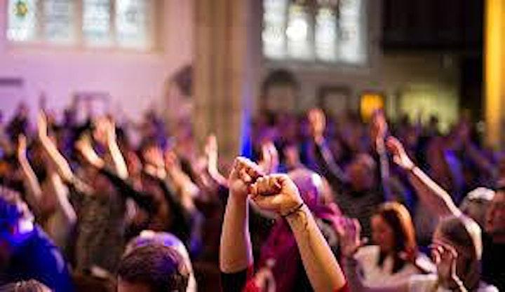 Palm Sunday Worship Service image