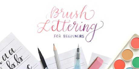 The Simple Palette Presents: Brush Lettering for Beginners tickets