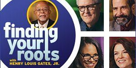 Finding Your Roots Virtual Screening & Chat tickets