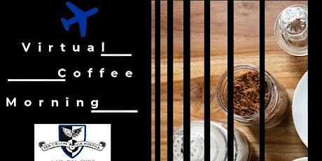 Virtual Coffee Morning - Chris Tarry - The Future of Aviation tickets